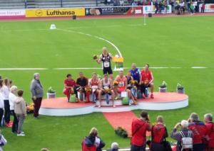 Leichtathletik Meeting in Ratingen