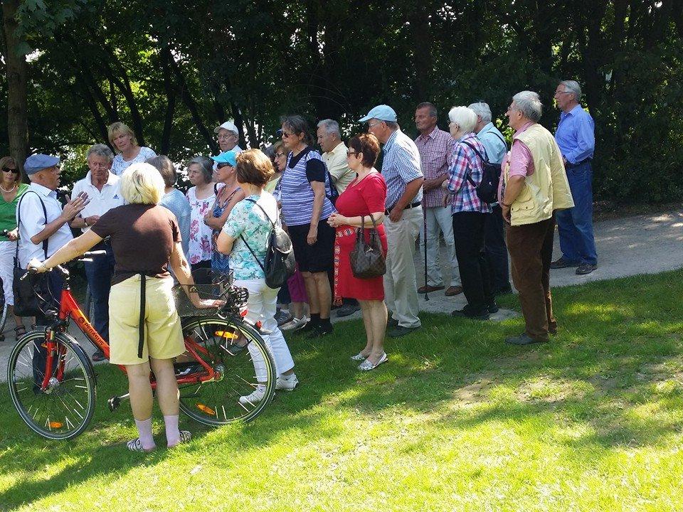 SPD-Sommerprogramm: Führung durch den Erholungspark Volkardey
