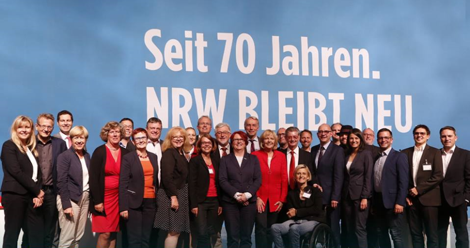 Der neue SPD Landesvorstand