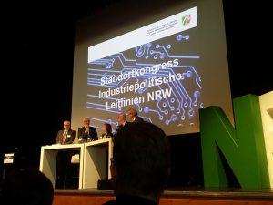 Standortkongress Industriepolitische Leitlinien