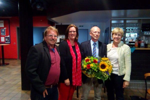 Nominierung von Peter Kramer zum Bürgermeisterkandidaten in Heiligenhaus