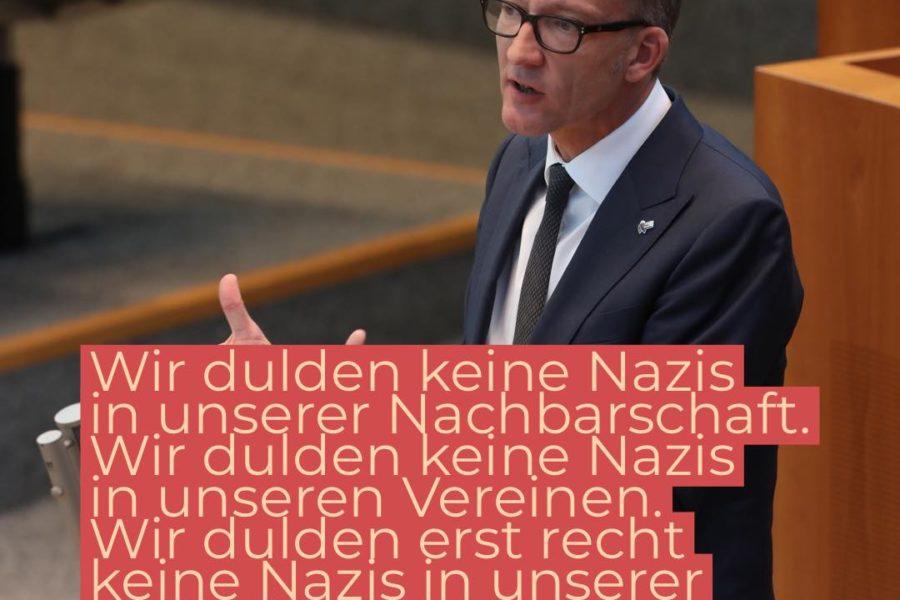 Sven Wolf - Wir dulden keine Nazis in unserer Polizei